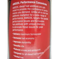 AMSOIL Cetan Boost aditiv de combustibil Diesel