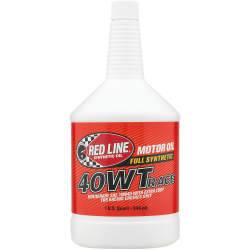 Red Line 40Wt Race Oil,...