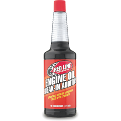 Red Line Engine Oil...