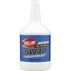 Red Line 5W-40 High...