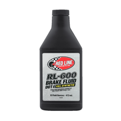 Red Line Brake Fluid RL-600...