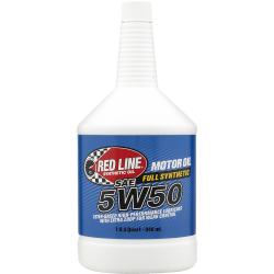 Red Line 5W-50 High...